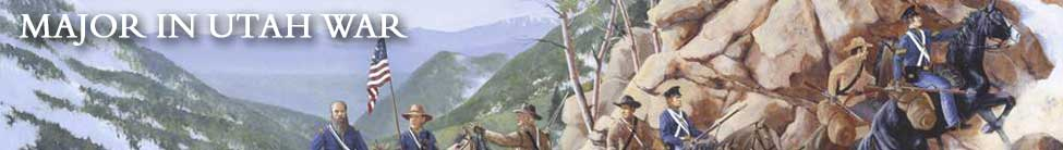 Major in Utah War