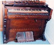 An 1860's Melodeon